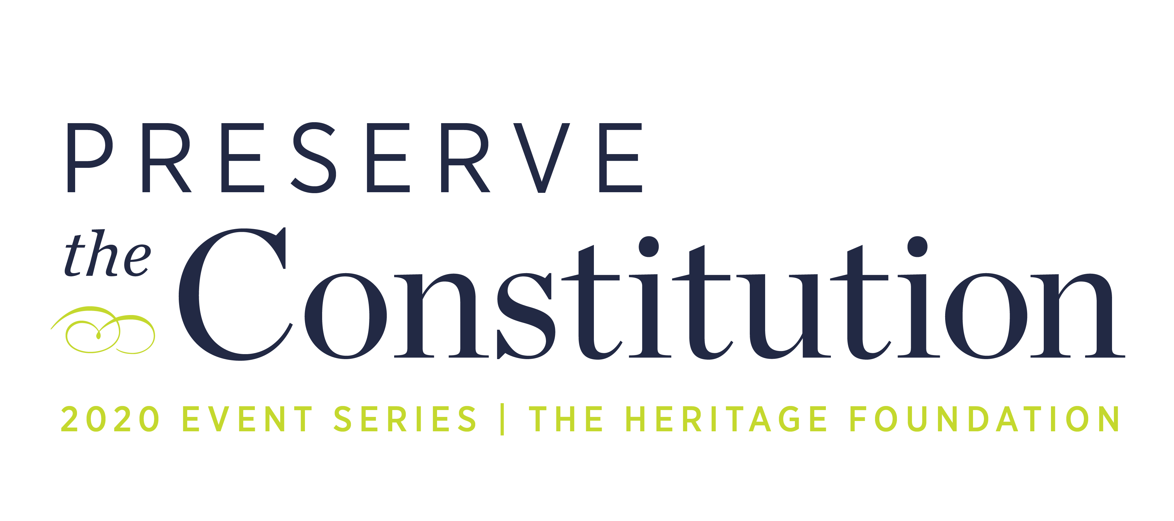 Preserve the Constitution Series