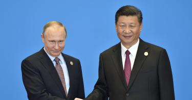 Why the China-Russia Alliance Won't Last   The Heritage Foundation