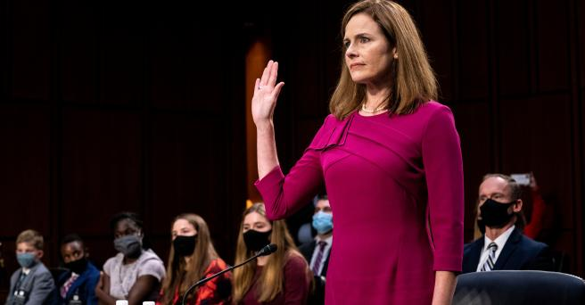 Reflections on the Amy Coney Barrett Confirmation Hearings ...