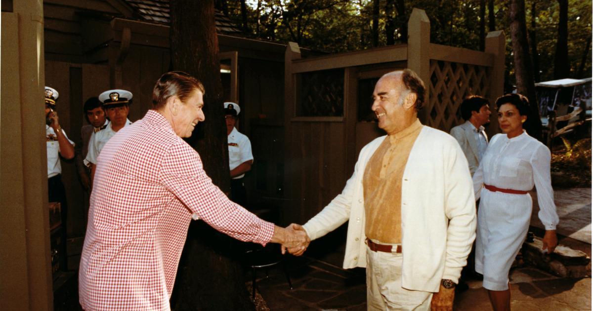 Revisiting Nafta Ronald Reagan On Free Trade In North