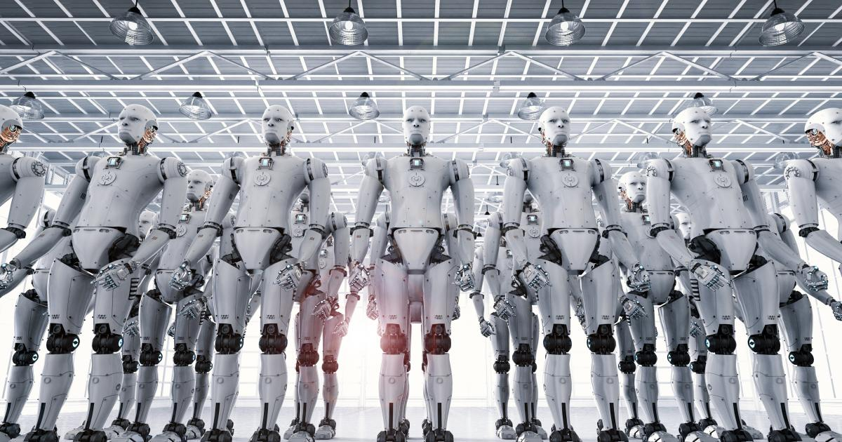 why the effort to ban killer robots in warfare is