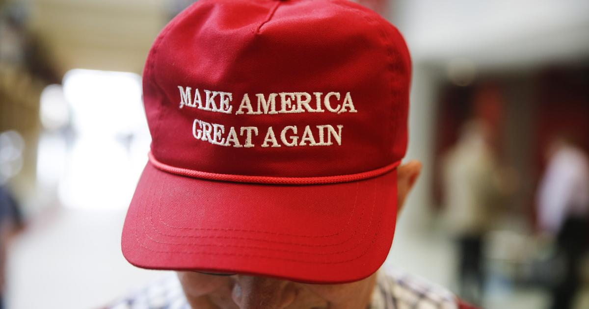 Dont Tread On Me Gadsden Donald Trump MAGA Hats Trump 2020