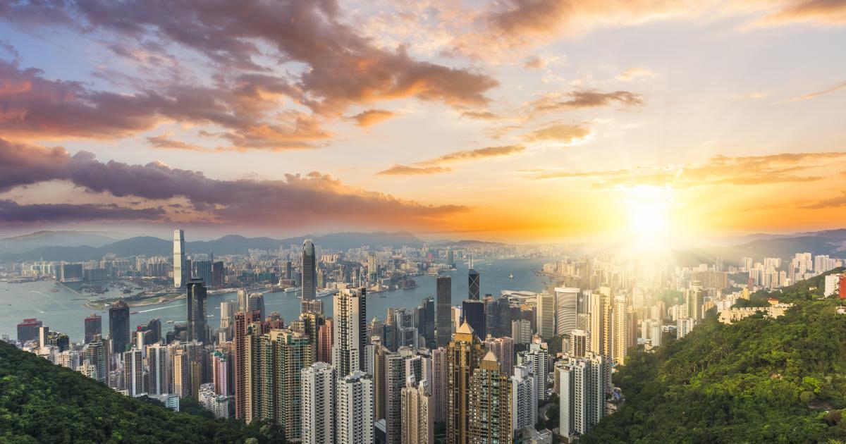 Lämpöpeitto Hong Kong