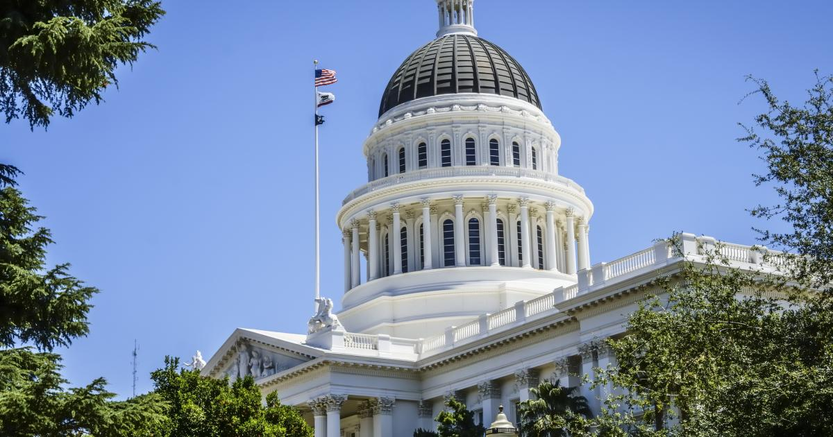 Even for Californians, Federal Taxes Are Going Down | The