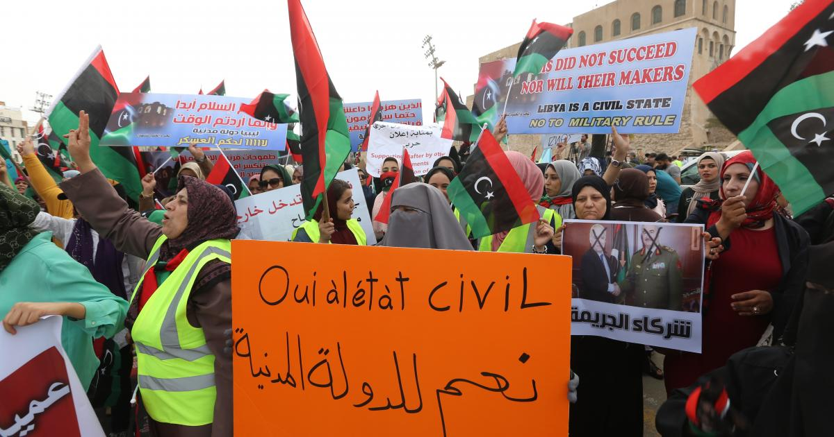 Bad Ideas Led to Libya Civil War | The Heritage Foundation