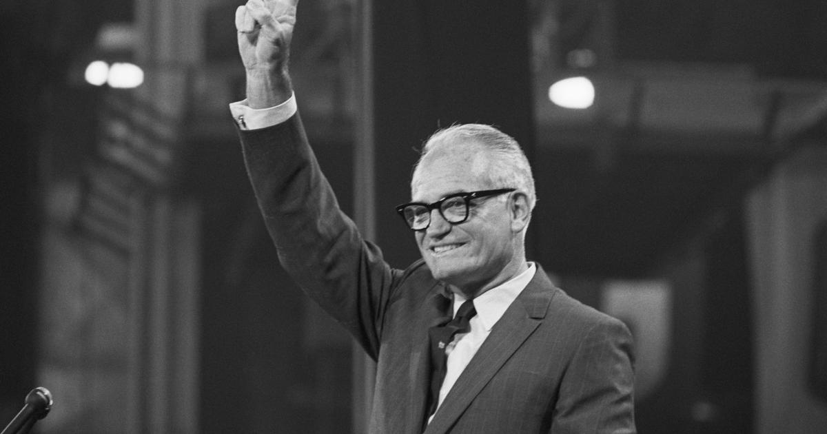 Barry Goldwater — The Most Consequential Loser Of The 20th Century | The  Heritage Foundation
