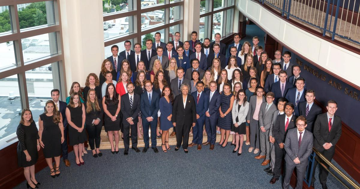 Young Leaders Program | The Heritage Foundation