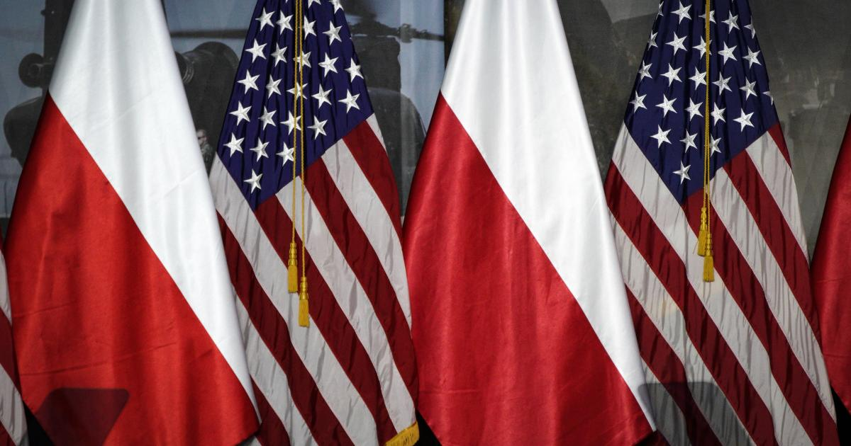 Vice President Pence S Visit To Poland