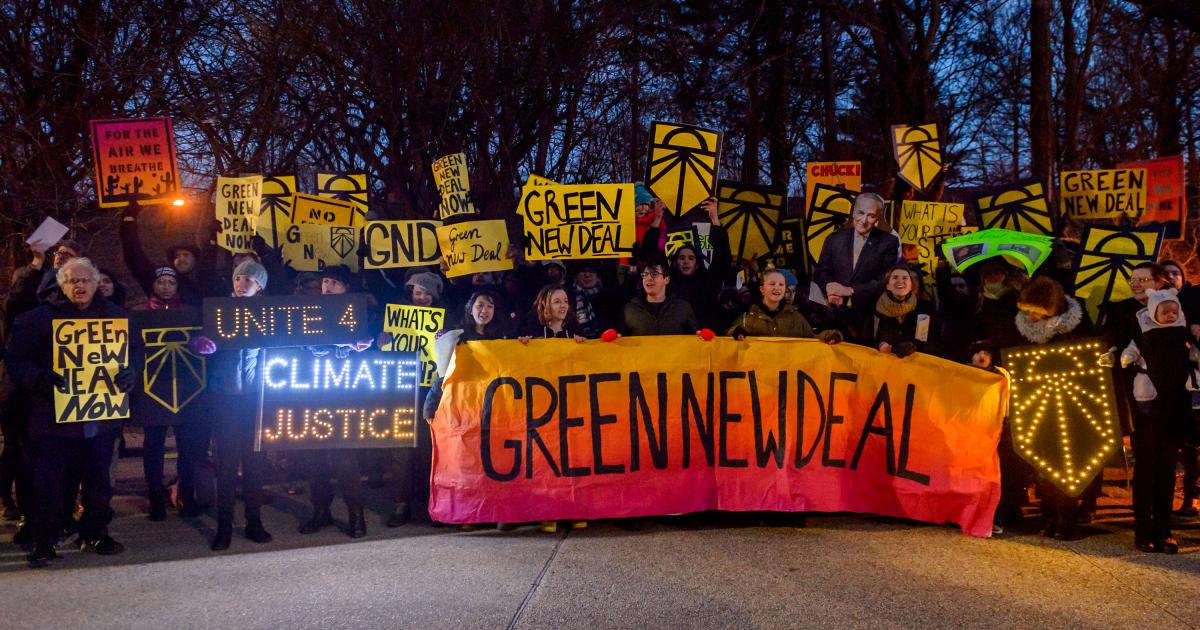 "What Can You Learn About ""The Green New Deal"" from Thanksgiving?"
