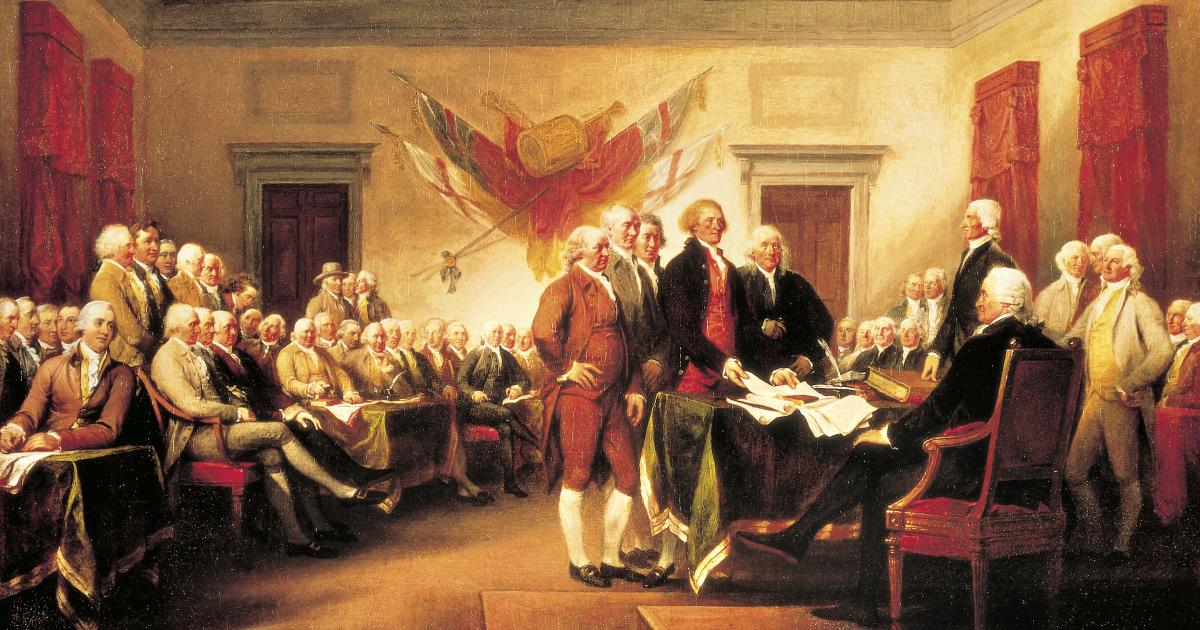 1776, Not 1619 | The Heritage Foundation