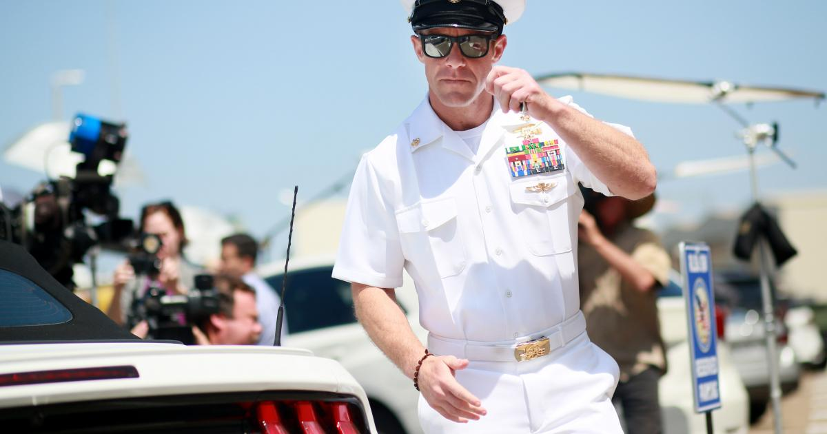 The Case Of Navy Seal Eddie Gallagher Trusting The Military