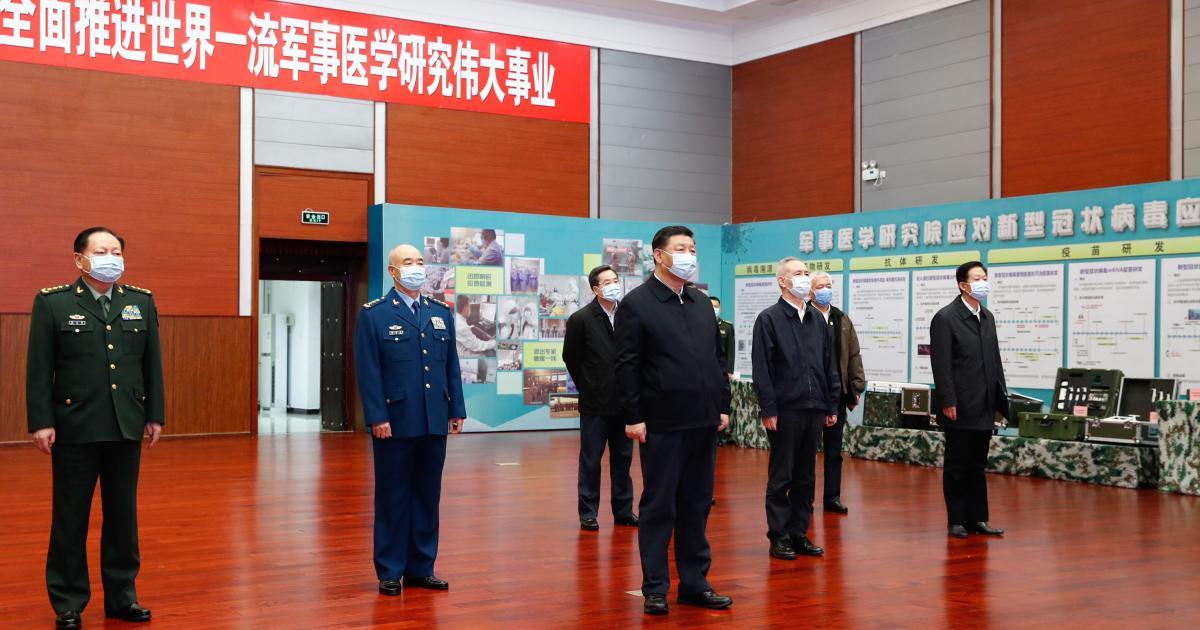 China's Anti-U.S. Coronavirus Propaganda Ridiculous—So What's ...