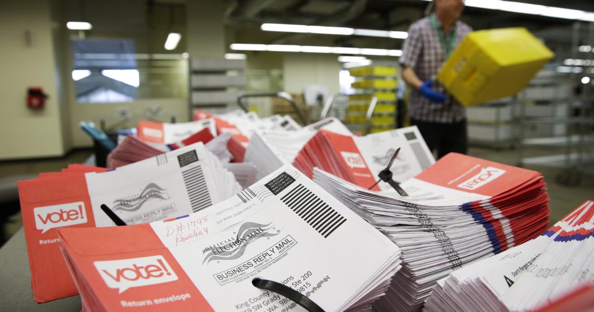 America S Hidden Voting Epidemic Mail Ballot Failures The Heritage Foundation