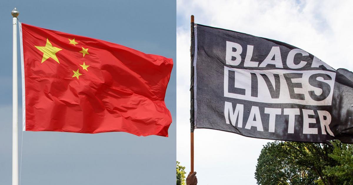 BLM China-Soros-Operation