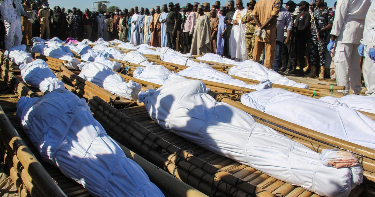 The Horrific Killing of Christians in Nigeria | The Heritage Foundation