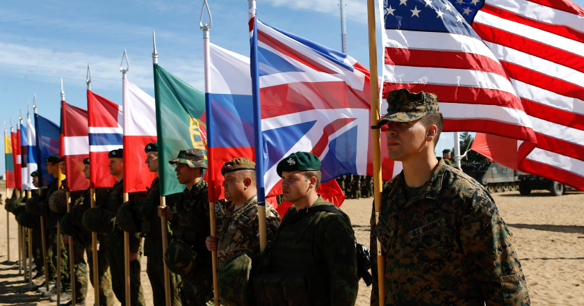 The Importance of Alliances for U.S. Security