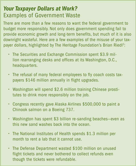 Examples of Government Waste